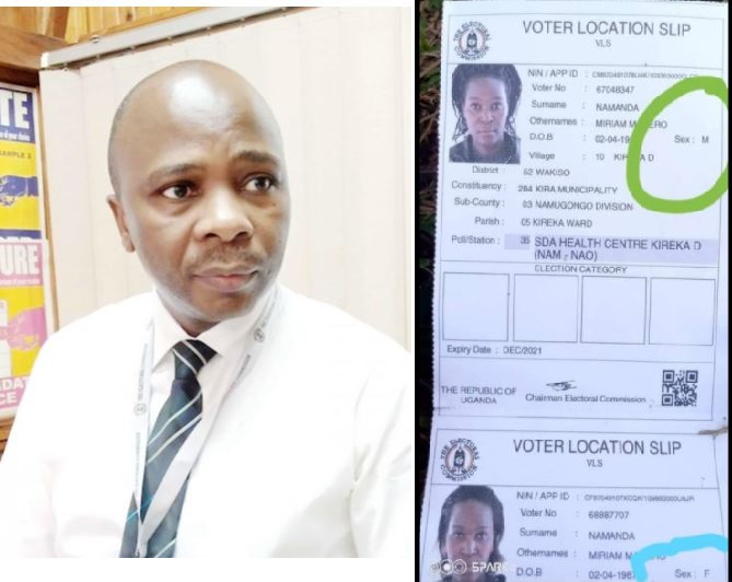 E.C Officials On Hot Spot Over Faulty Voter Location Slips Ahead of Polls