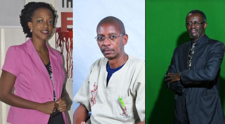 Award-winning Scribes Kabuye, Busharizi Announced As Judges For The UBL@75 Media Competition