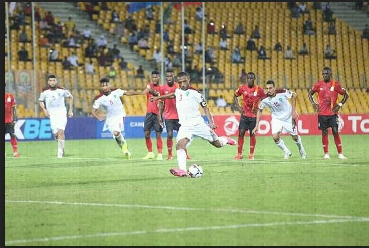 Uganda Bows Out Of CHAN With Humiliating 5 – 2 Loss To Champions Morocco