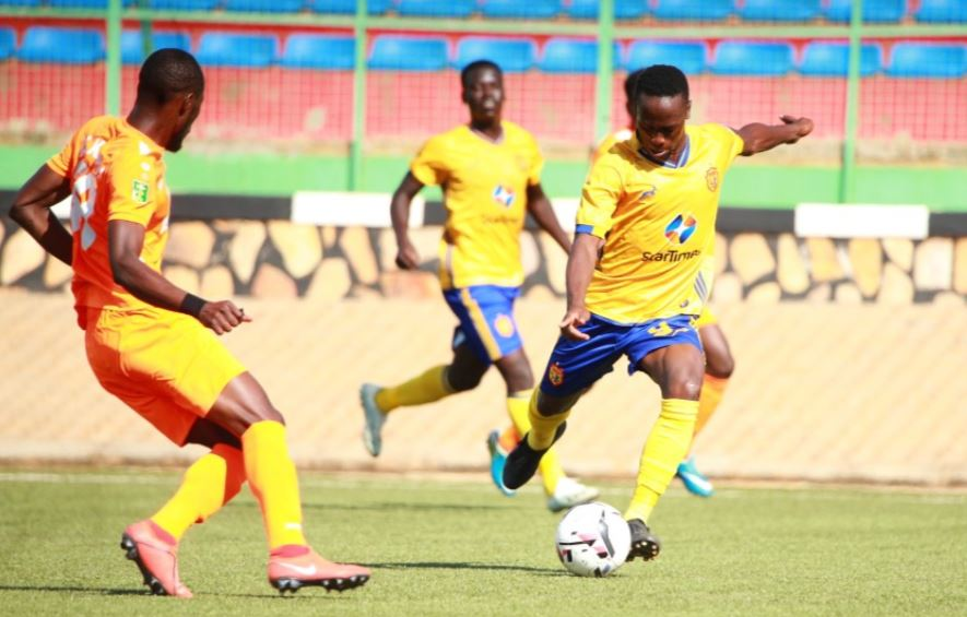 KCCA FC Bow Out Of CAF Confederation Cup Despite 3 – 1 Win Against AS Kigali