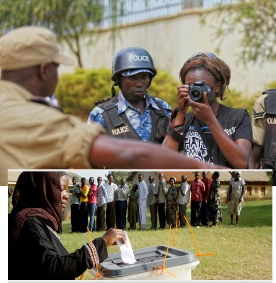 Electoral Commission Relaxes  Guidelines For Journalists To Cover Presidential Elections