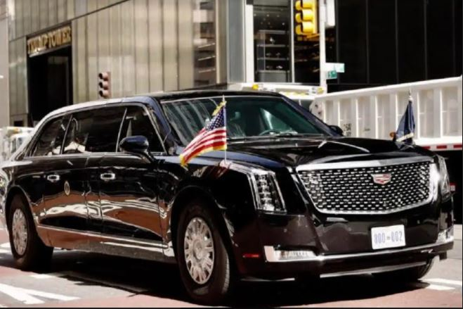 The Beast: Know Everything About Joe Biden's Official Ride; His Presidential Limousine Is World's Safest Car