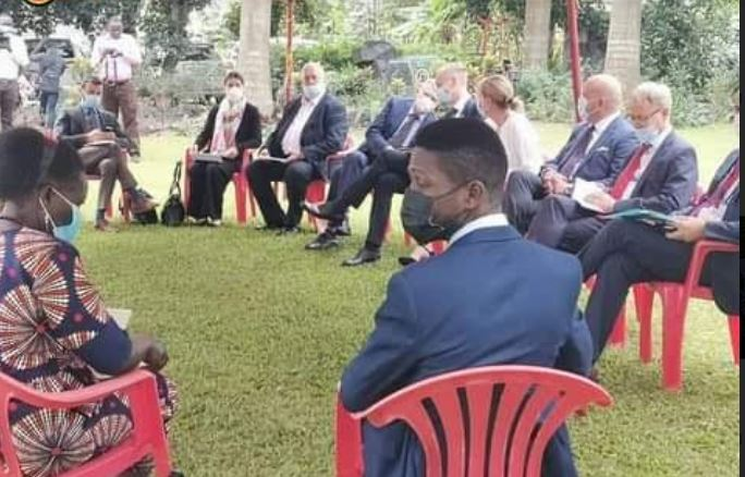 'You Will Cause Genocide'- EU Delegation Warns Bobi Wine Against Sectarianism