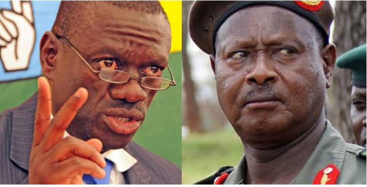 Besigye Open To Dialogue With Museveni, On Condition That They Discuss Transition From Gun Rule To People Power Rule…