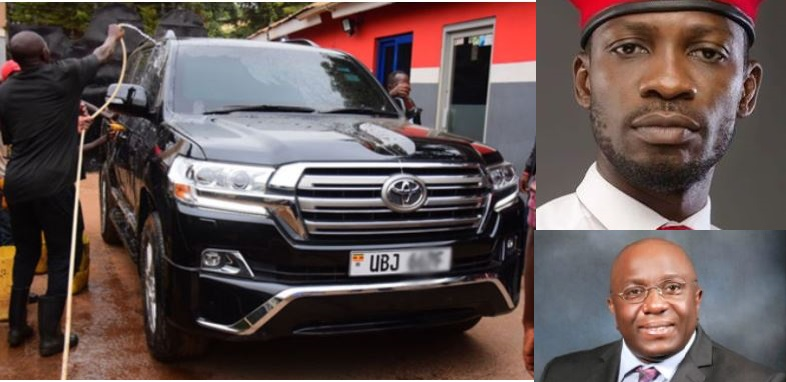 IGG Directs Bobi Wine To Declare Wealth, Reveal Source Of Money He Used To Buy  Bullet Proof Car