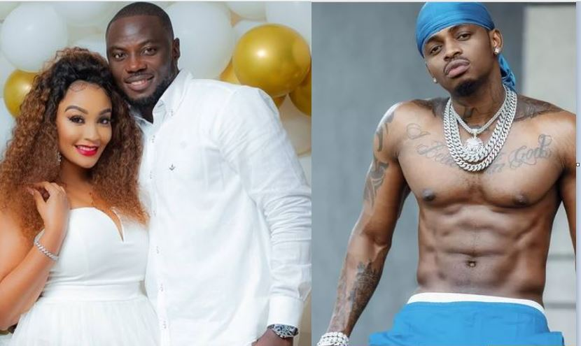Zari Rubbishes Rumours Of Reuniting With Diamond As She Parades New Toy-Boy Lover