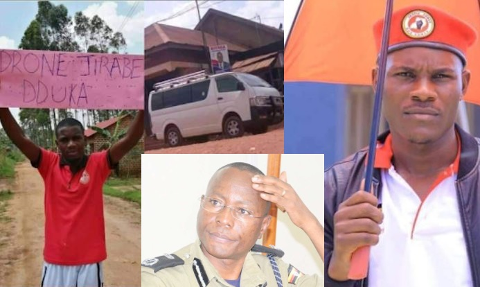 AIGP KasingyeSpeaks Out OnContinued Abductions Of Bobi Wine Supporters In Deadly Panda Gari Operations