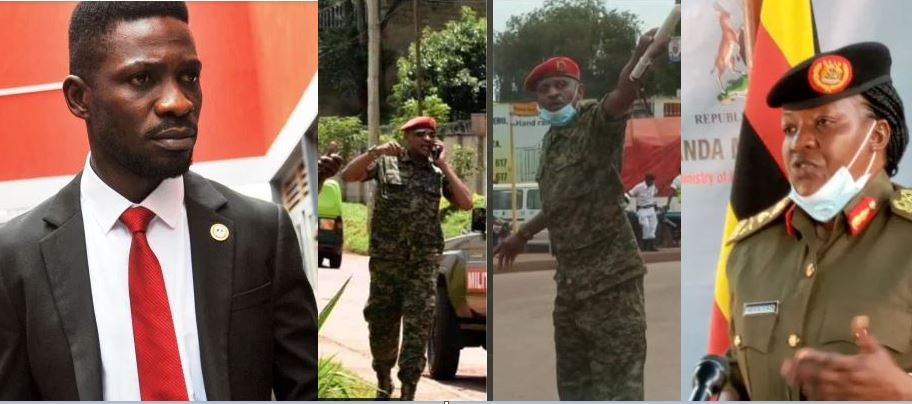 We Shall Not Arrest Lt.Col. Namanya For Commanding Military To Assault Journalists-UPDF Speaks Out