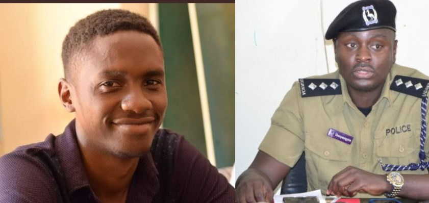 Journalist Muhima Arrested For Allegedly Engaging In Cybercrime