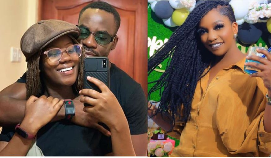 Irene Ntale's Ex-Lover Ray Signature Parades Fianceé On Valentine's Day