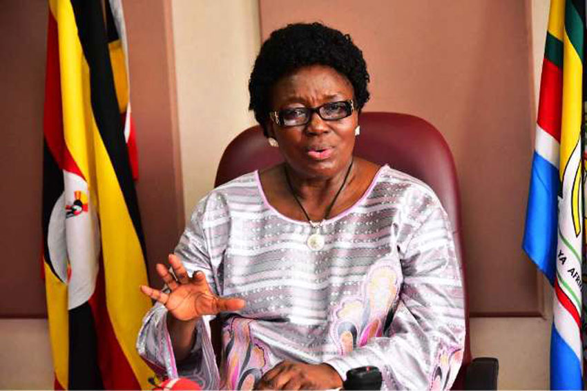 I Have Not Given Out Money To MPs To Campaign For Me – Speaker Kadaga Says As She Launches Speakership Campaign