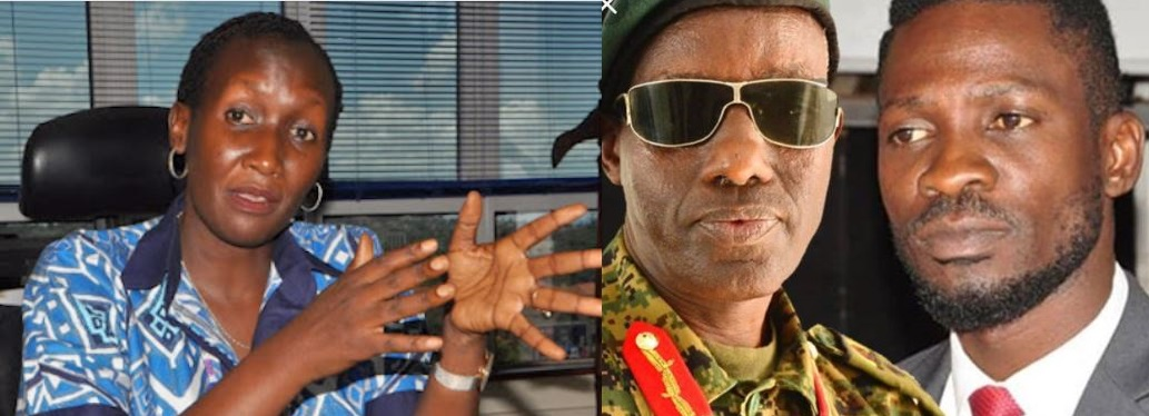 Security Minister Gen. Tumwine Ordered Switching Off Internet, Social Media