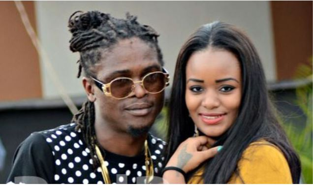 Weasel and his other baby Samira Tumi during their heydays