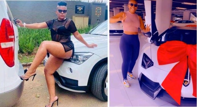 Authorities Start Investigating South African Dancer Zondwa After She Attempts To Buy Lamborghini