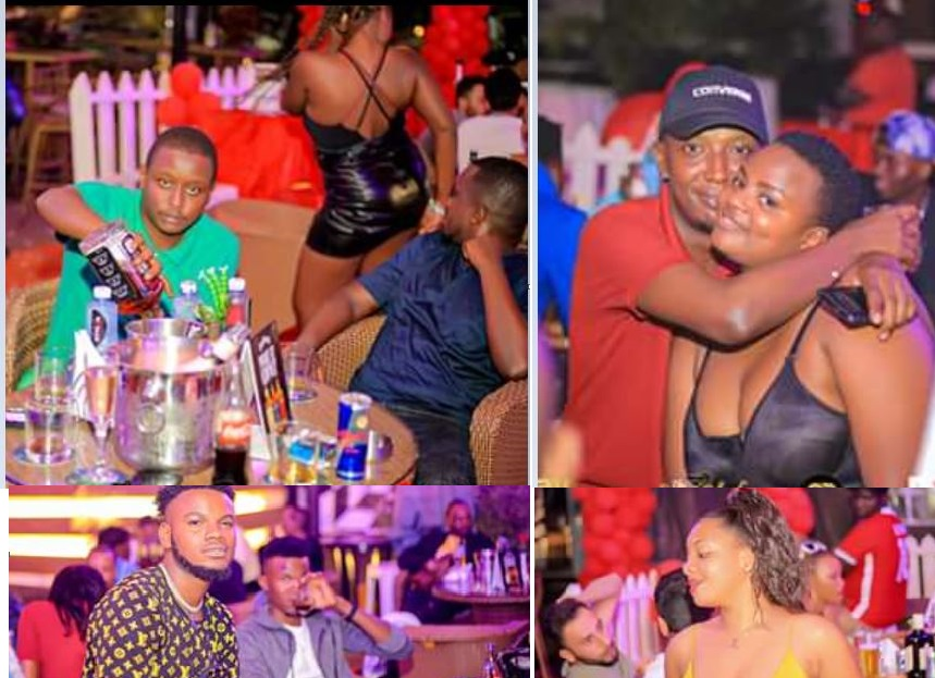 To Hell With COVID-19; Ashburg Katto, Other Partiers Drown In Booze, Kissing Festival Despite Bars Being Closed