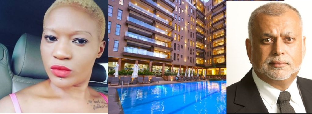 Sheilah Donzella Speaks Out On How She Was Robbed At Sudhir's Speke Apartments, Warns Public