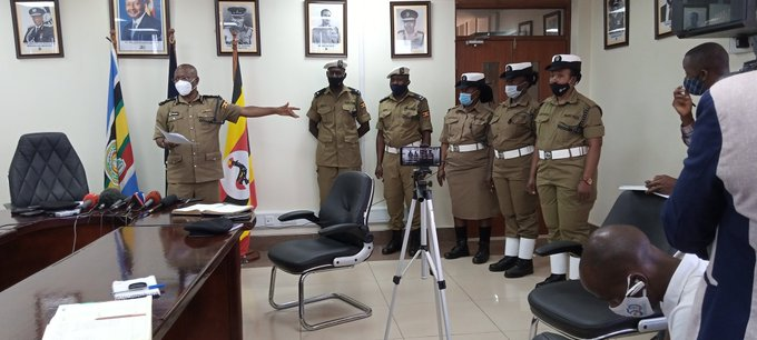 Police Degazettes All-White Traffic Uniform, Launches New One To Be Donned Effectively Tomorrow