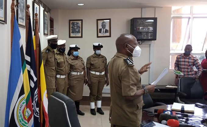 Police Degazettes All-White Traffic Uniform, Launches New One To Be Donned Effective Tomorrow
