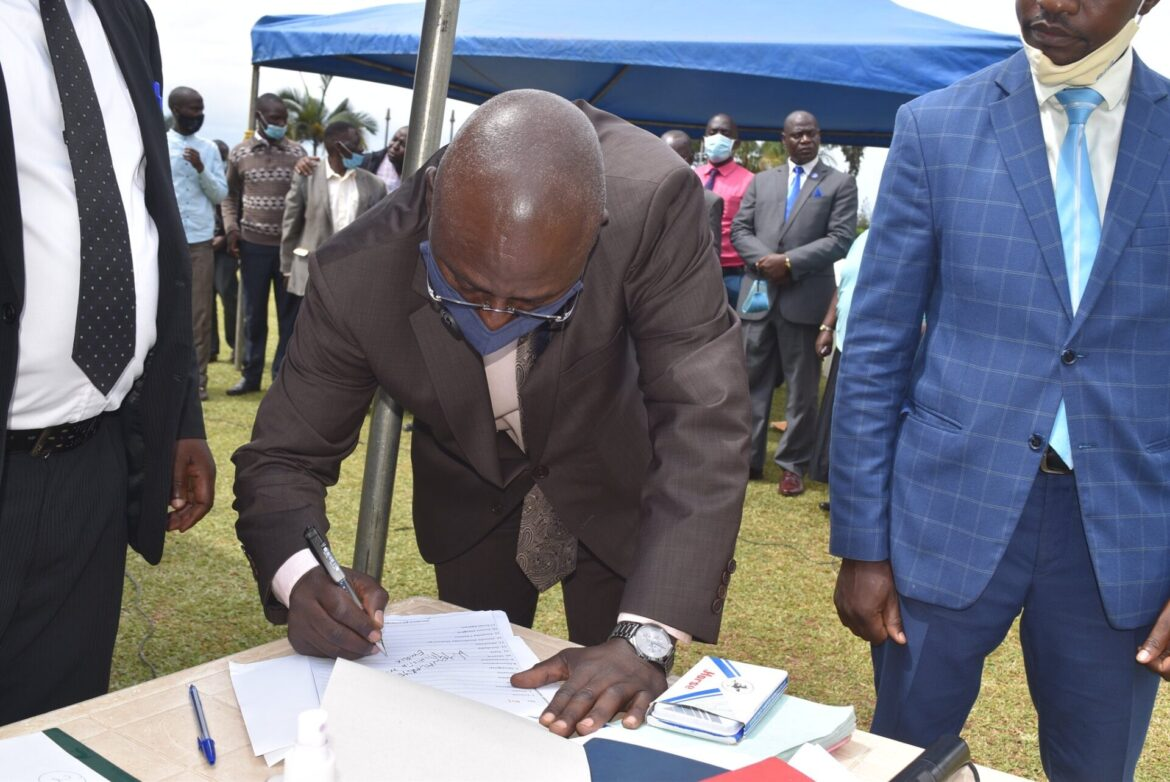 Buganda Moves To Register All Introduction Ceremony MCs