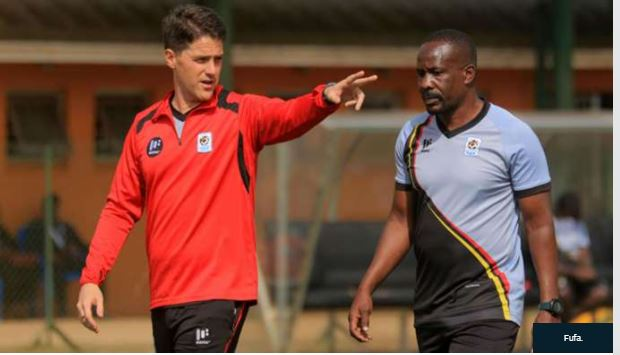 FUFA Asks Cranes Coach McKinstry To Step Aside From Managing The Team For A Month