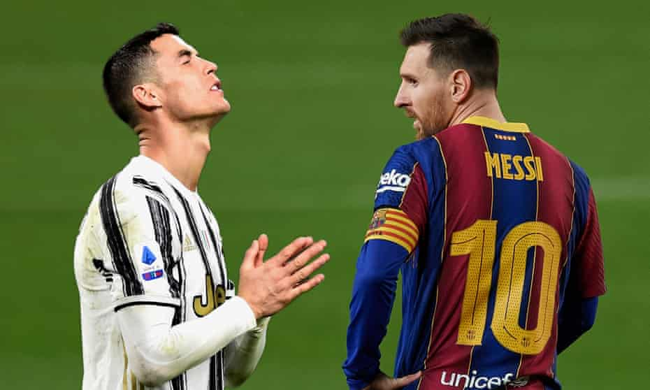 No Ronaldo, Messi, In Champions League Quarterfinals For First Time Since 2004/5 After Juventus, Barca Losses