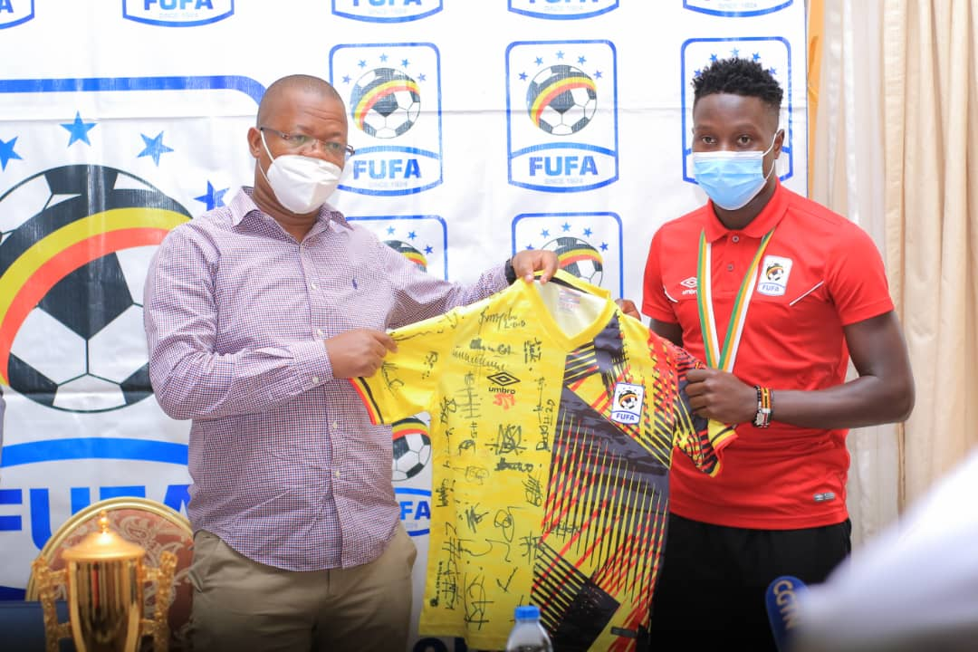 FUFA Offers Shs14.6m To Each Uganda U-20 Player As Token Of Appreciation For Their Heroics In AFCON U-20 Tournament