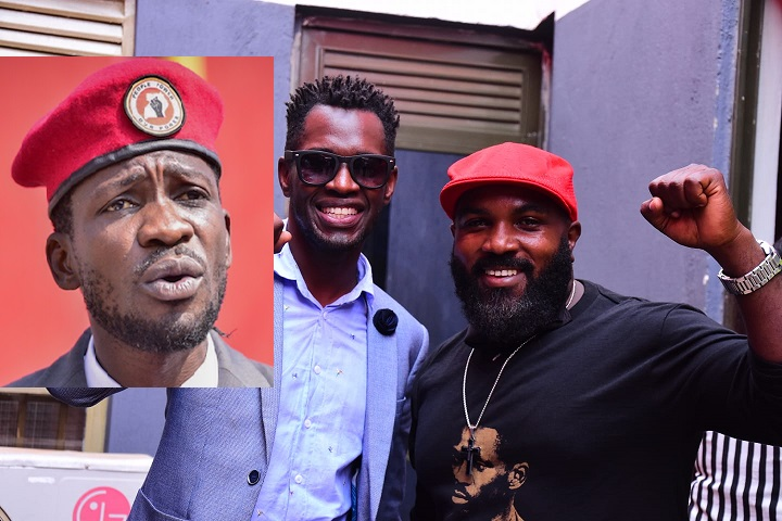 """Nubian Li And Eddie Mutwe Are Being Punished For Refusing Regime's Money, Gifts"" – Bobi Wine"