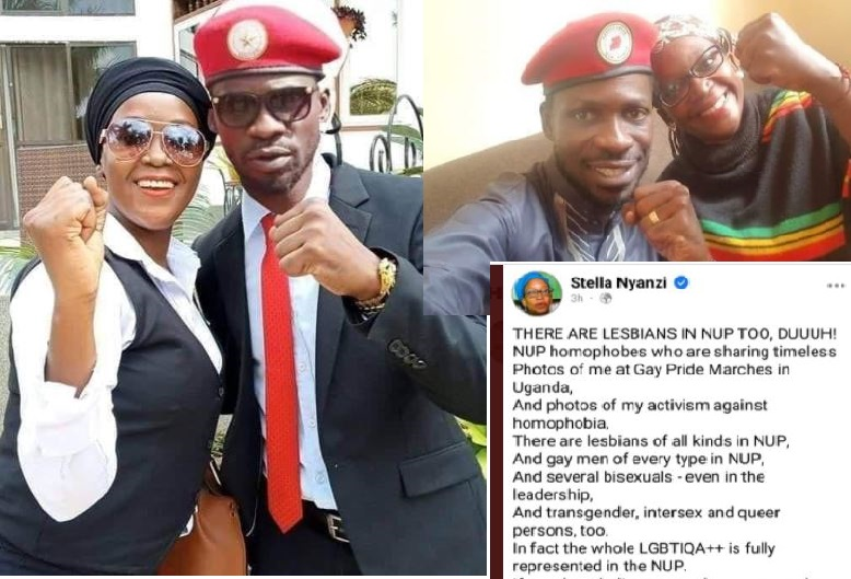 Revealed: Why Dr. Stella Nyanzi Passionately Hates Bobi Wine