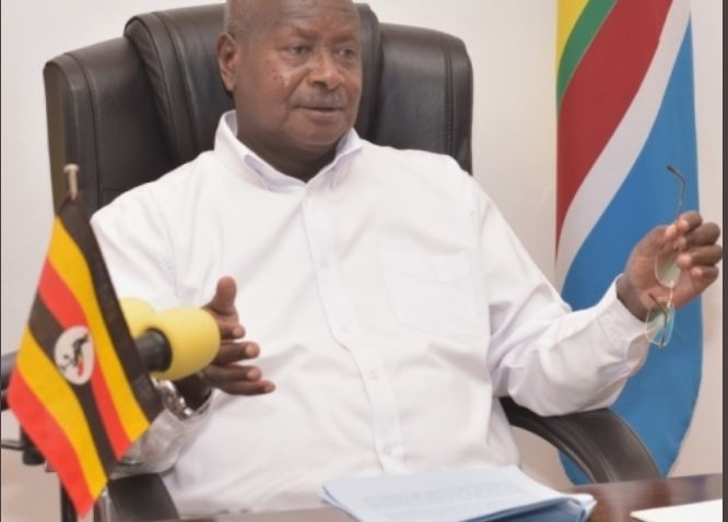 I'm Going To Make Daily Monitor Bankrupt – Museveni Threatens To Sue Publication For Claiming He Received COVID-19 Vaccine