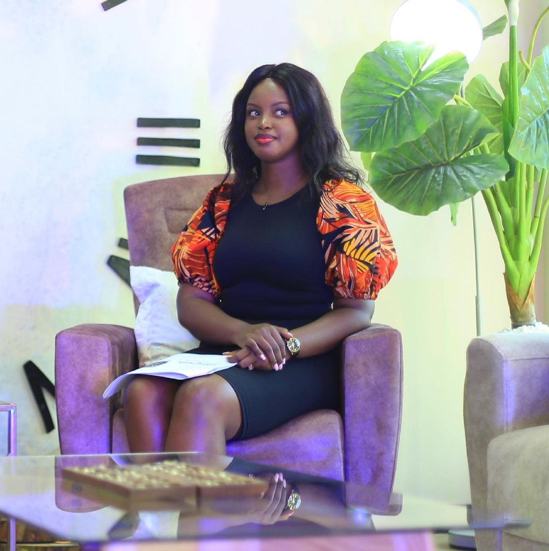 Flavia Tumusiime reportedly quits NTV over pay rise issues