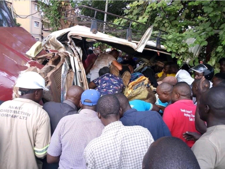 Details Of Deadly Masaka Road Accident Victims Emerge