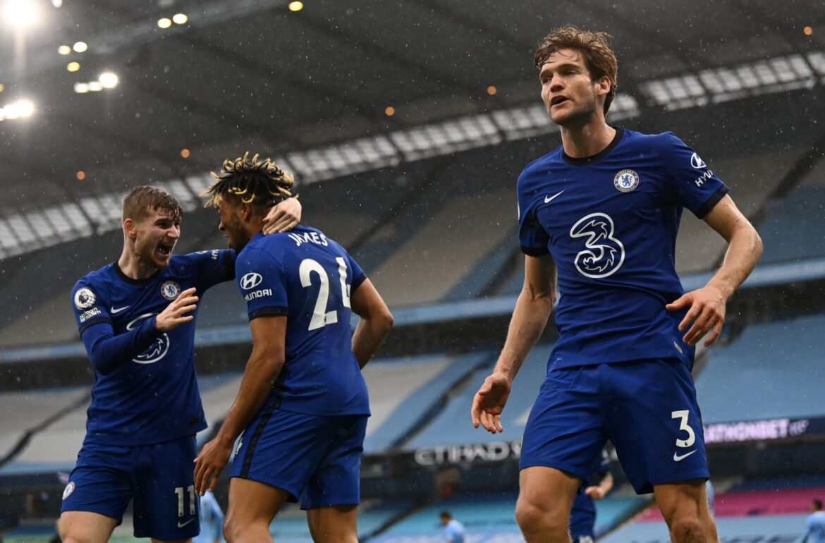 Premier League Roundup: Chelsea beat Man City to hold their championship celebration, Arsenal get West Brom relegated