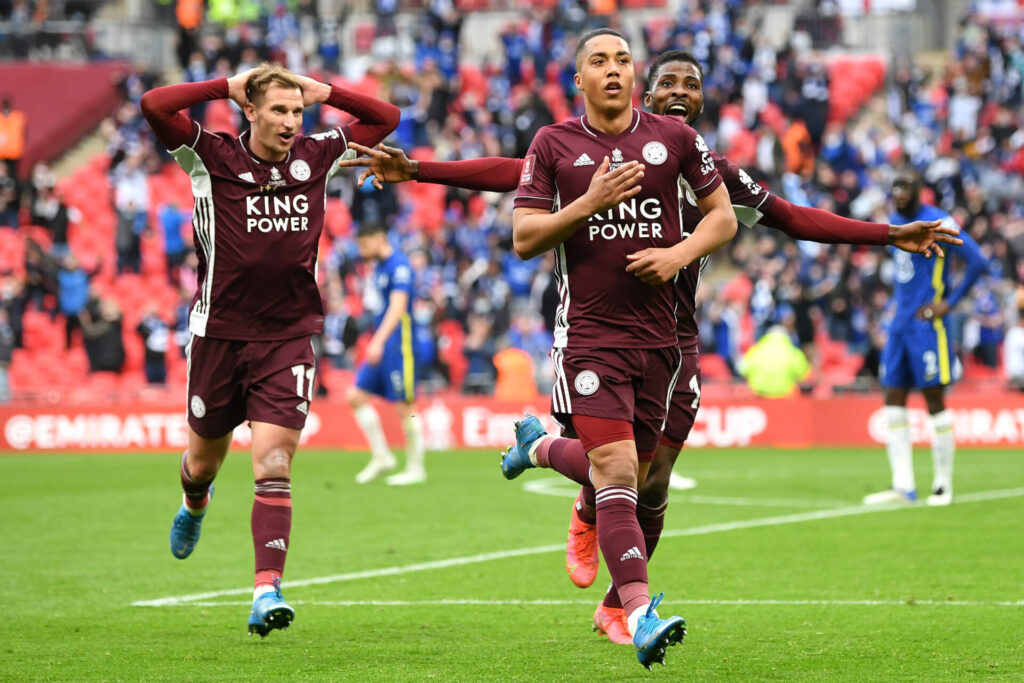 FA CUP FINAL: Leicester beat Chelsea to win first FA CUP in their history