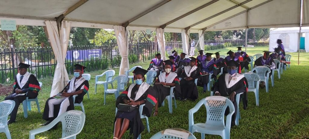 71st Makerere University graduation ceremony underway, 12550 to graduate; of these, 108 are PhD candidates