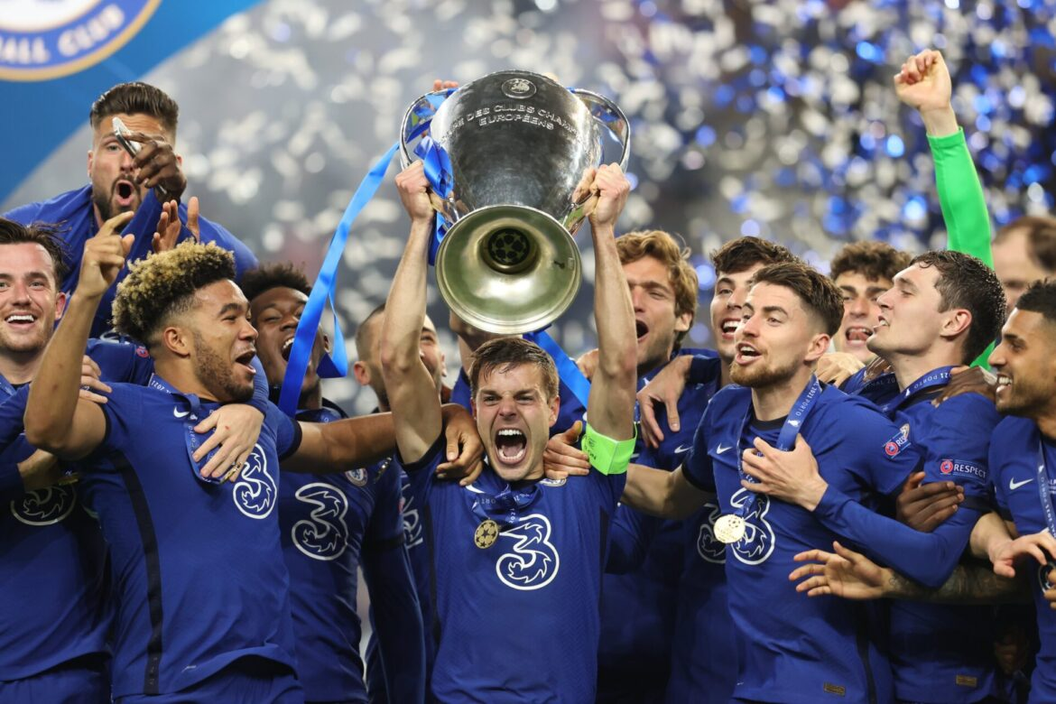 Kings of Europe: Kai Havertz goal enough for Chelsea to beat Man City and win their second Champions League trophy