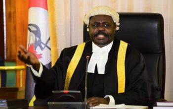 BREAKING: Jacob Oulanyah voted Speaker of the 11th Parliament