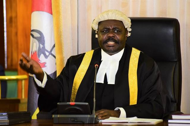 'I'm Still Alive  & Kicking'- Speaker Oulanyah Finally Speaks After Weeks Of Absence From Parliament