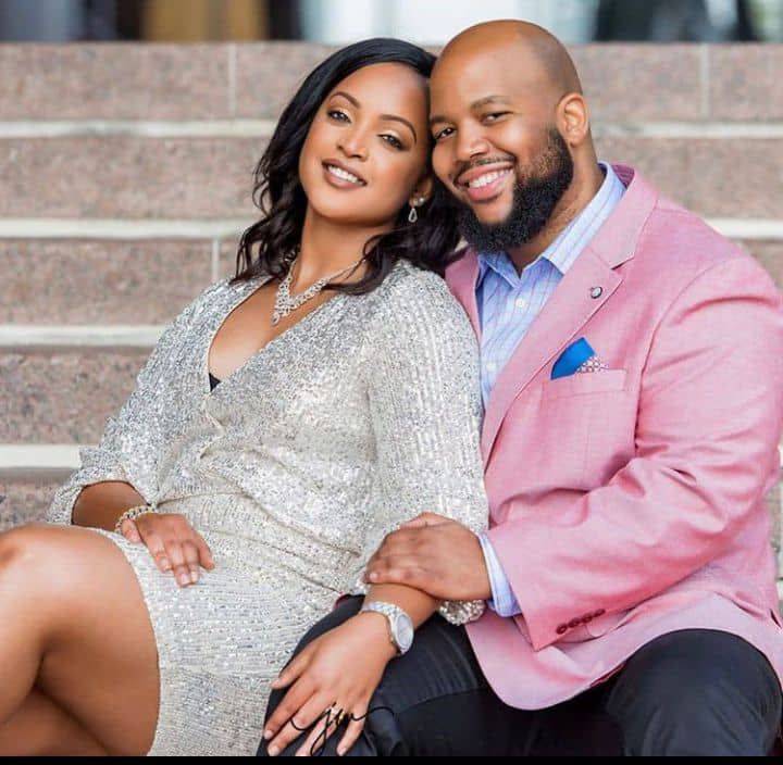 PHOTOS: Princess Komuntale marries long-time lover Phillip in Texas, USA