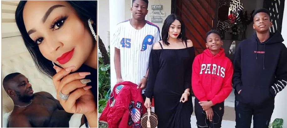 Zari 'Throws' Sons Out Of House To Enjoy Peaceful Romping With New Lover