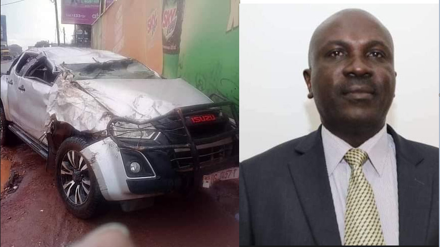 Top Ministry Of Trade  Commissioner Perishes In Nasty Accident