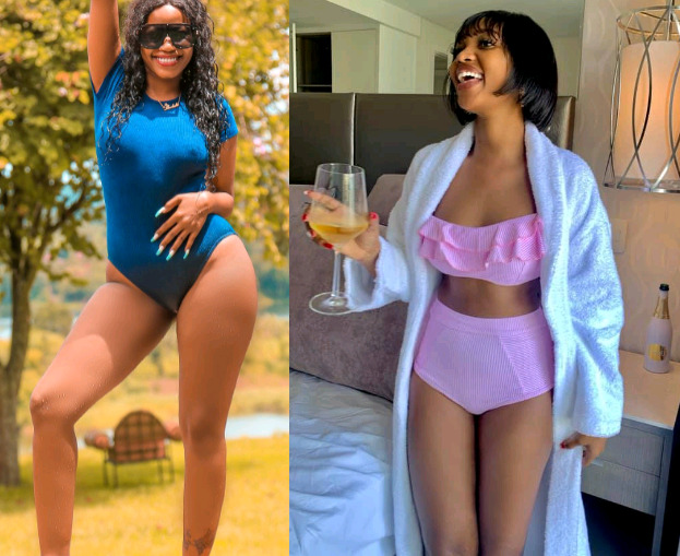 Mind Your Business! Spice Diana Barks At Sheebah's Abusive Fans