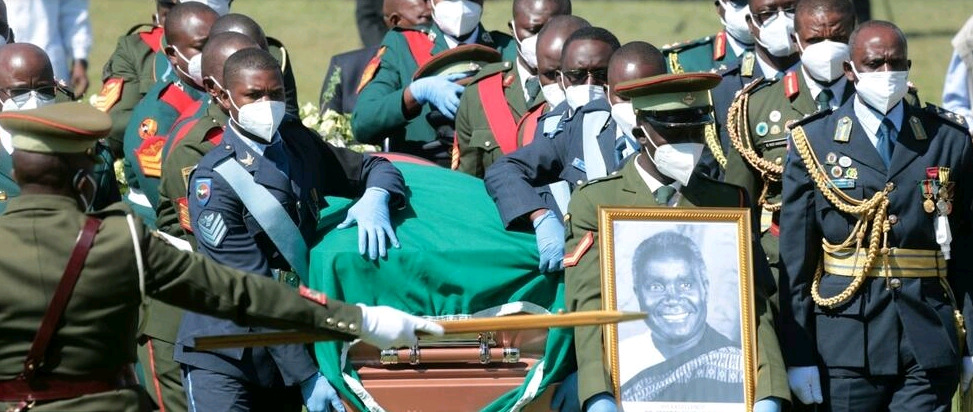 Kenneth Kaunda's Funeral In Limbo As Family Contests Burial Site