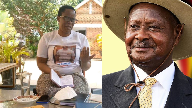 'I Can Only Visit Museveni If He's Sick'- MP Nambooze