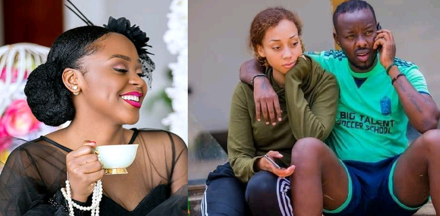 Secrets Emerge: How Kenzo Hooked Up New  Babe After Being Dumped By Rema