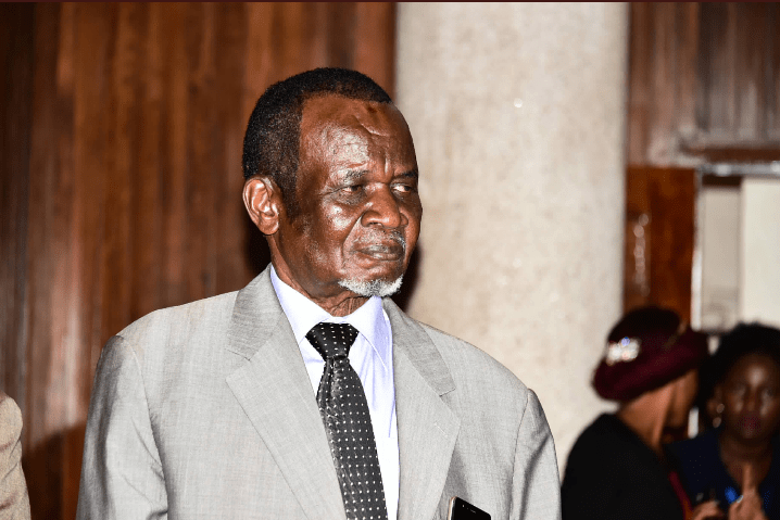 Former  Minister Aggrey Awori Passes On At 82 Years