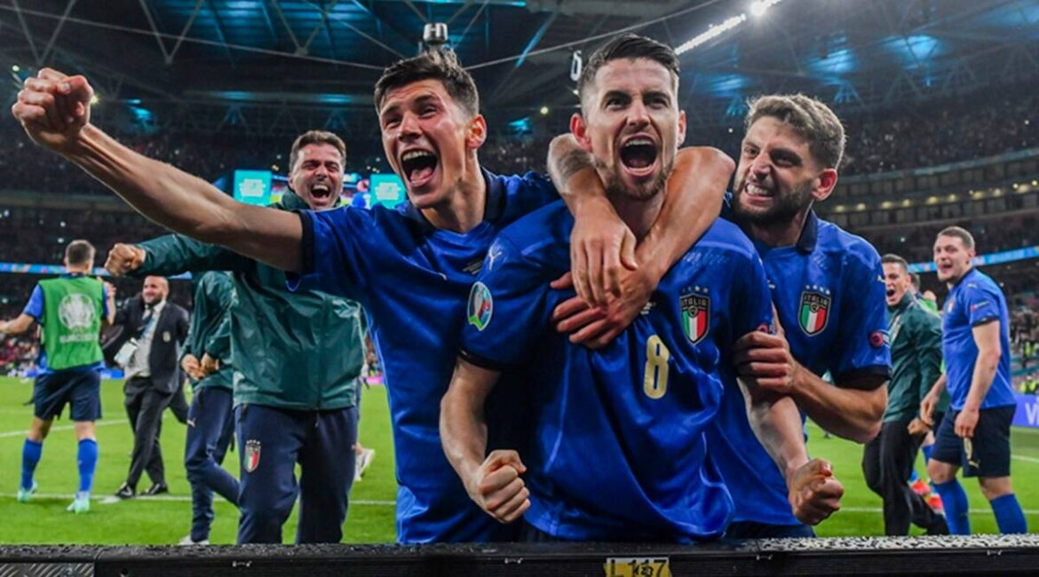 Italy Beat Spain On Penalties To Reach Finals