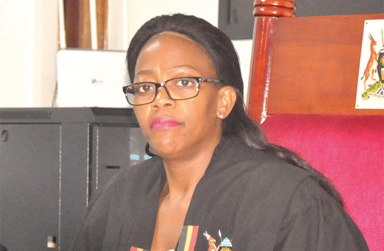 One Suspect Related To The Attack On The  Court Chief Magistrate Kamasanyu Has Been Arrested
