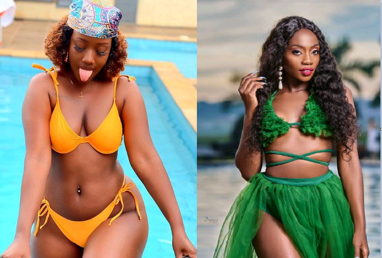 Battle For Sexiness: Recho Ray, Lydia Jazmine Flaunt Curves