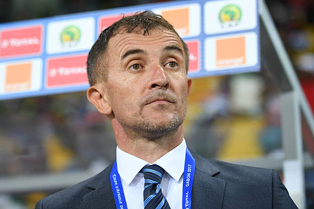 Zambia Sack Coach Sredojevic After 17 Months In Charge