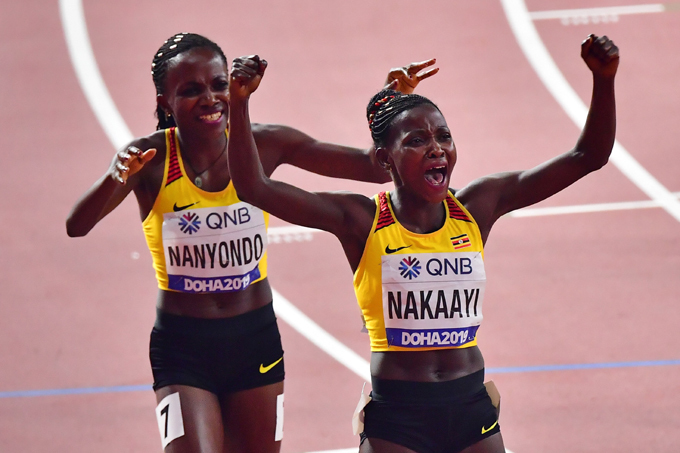 Nanyondo, Nakaayi Through To The 800m Semi-Finals Slated For Saturday